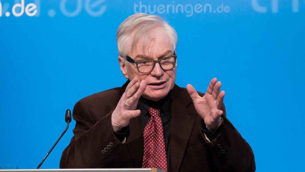Prof. Dr. Heinrich Best vom Institut für Soziologie der Friedrich-Schiller-Universität Jen