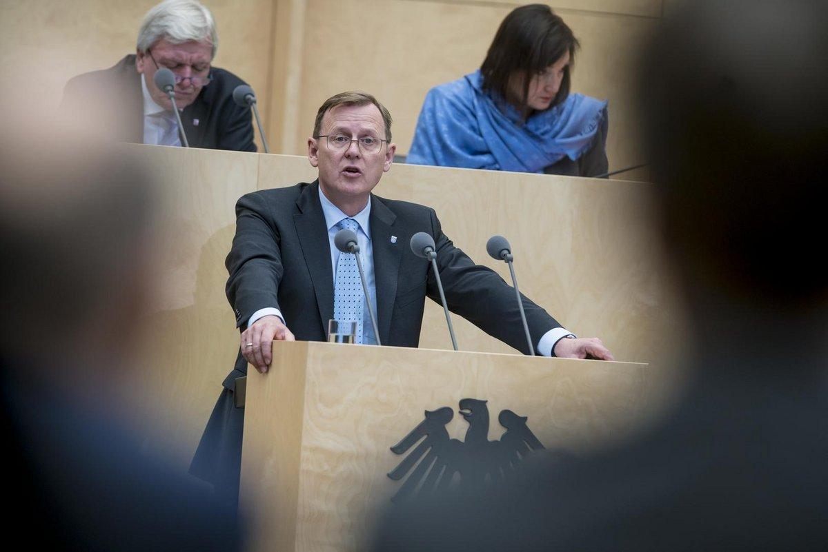 Bodo Ramelow im Bundesrat