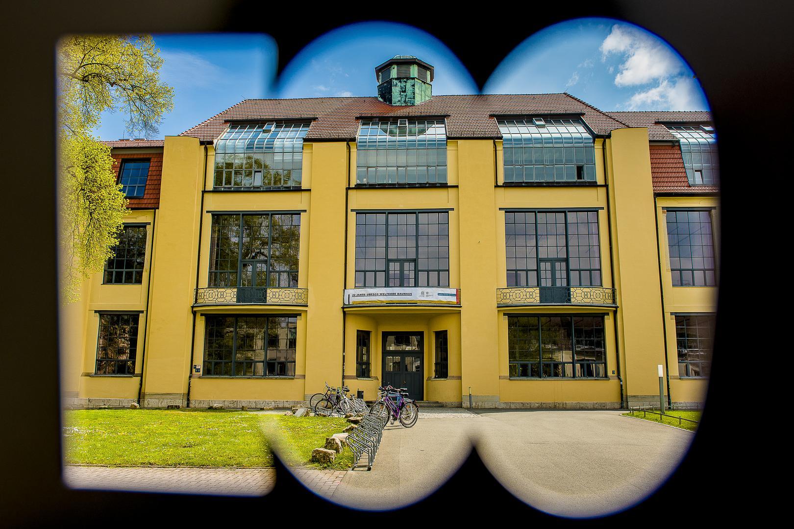 Bauten Bauhaus 100 in Thüringen