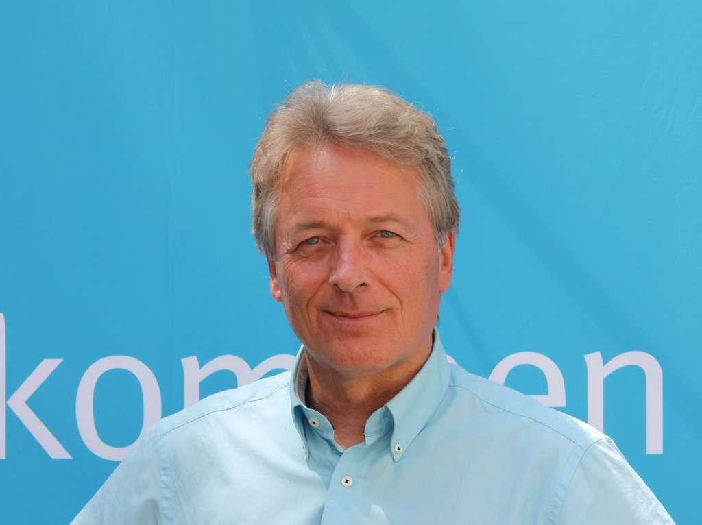 Porträtfoto Wolfgang Borde