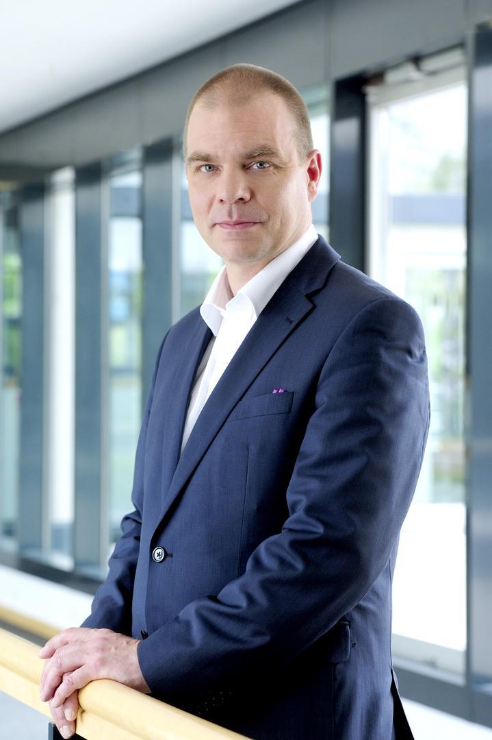 Bevollmächtigter des Freistaats Thüringen beim Bund Staatssekretär Malte Krückels